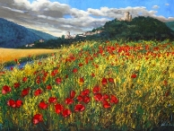_tuscan_poppies____poppy_landscapes_italian_paintings_by_jennifer_vranes_4fc1f0fe1f075071b55cedb63f65b76f