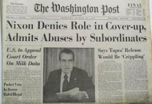 WashingtonPost-NixonDeniesRoleInCoverUp